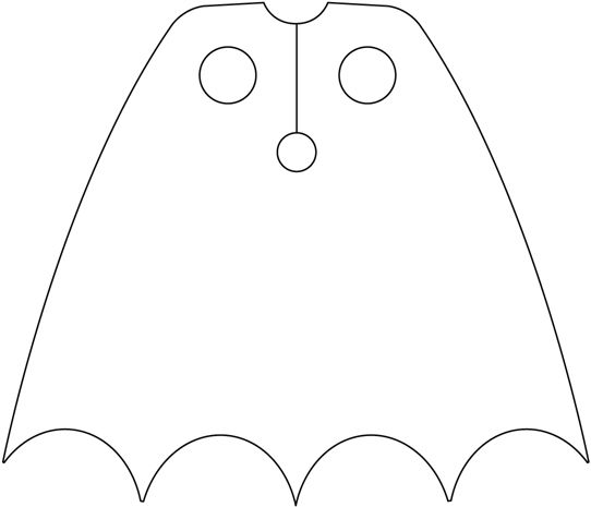 Cape clipart #10, Download drawings