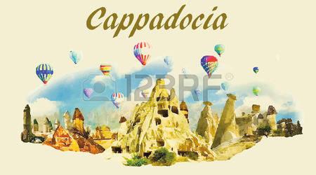 Cappadocia clipart #10, Download drawings