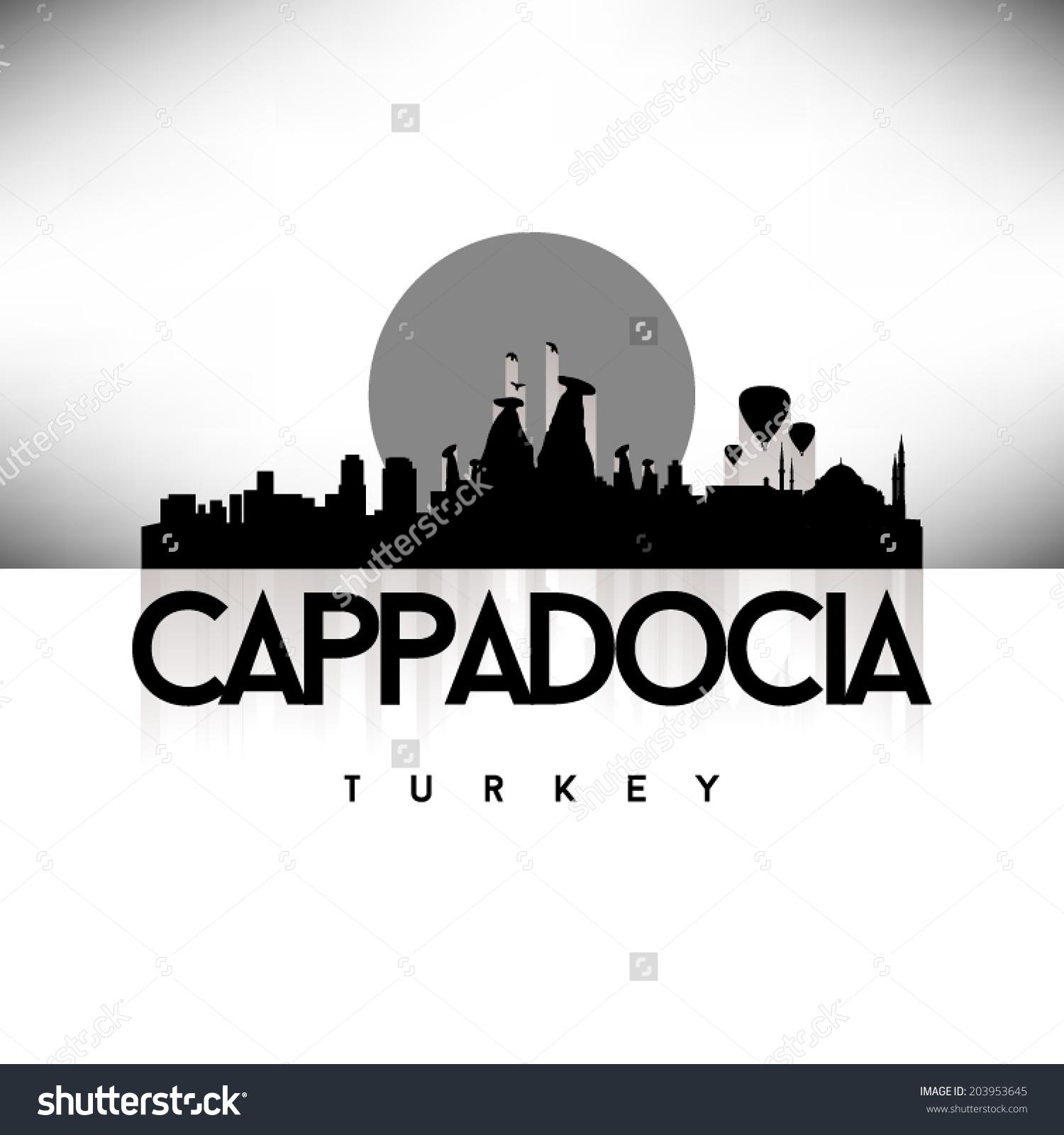 Cappadocia clipart #4, Download drawings