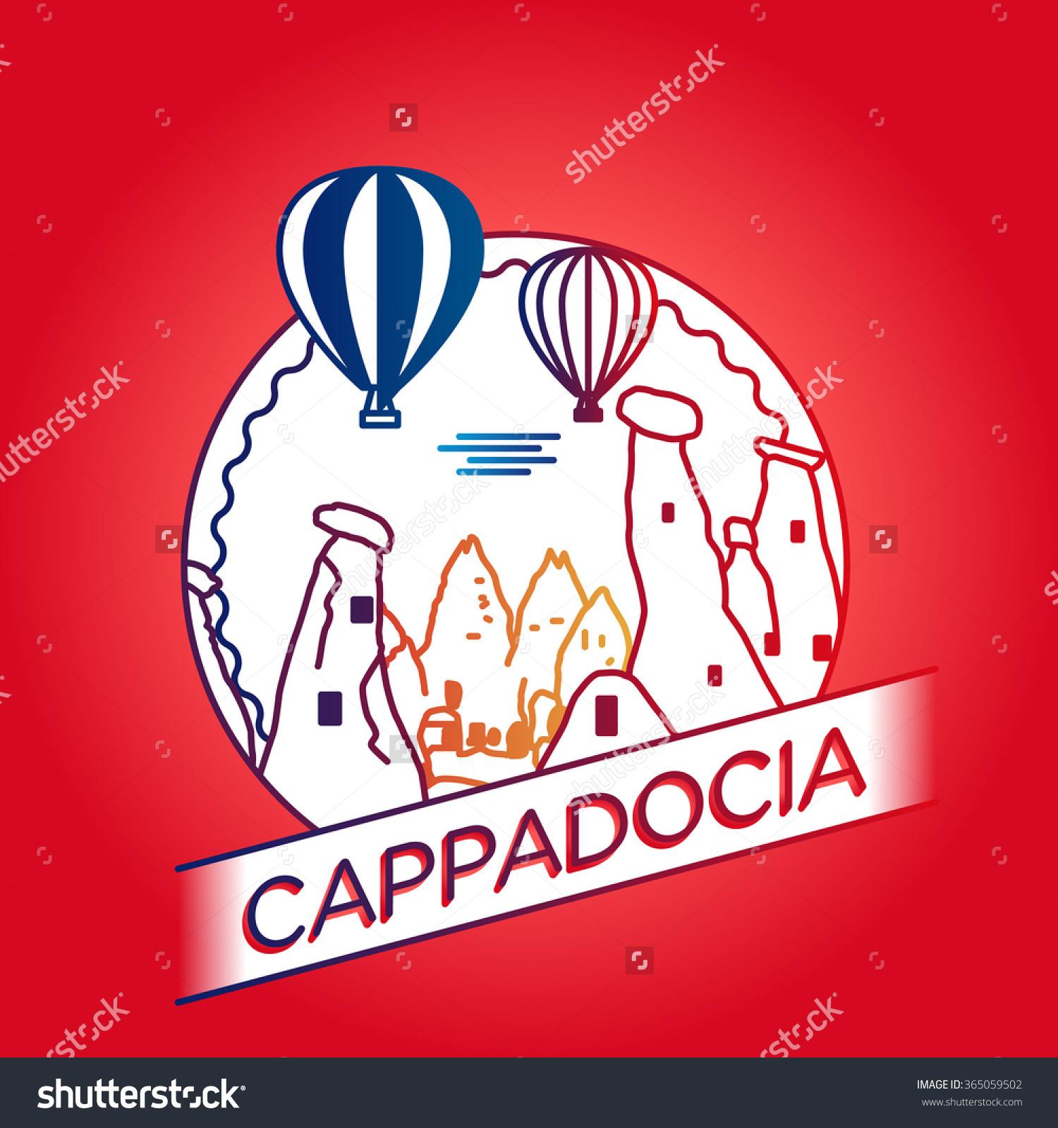 Cappadocia clipart #1, Download drawings