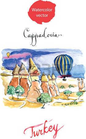Cappadocia clipart #12, Download drawings
