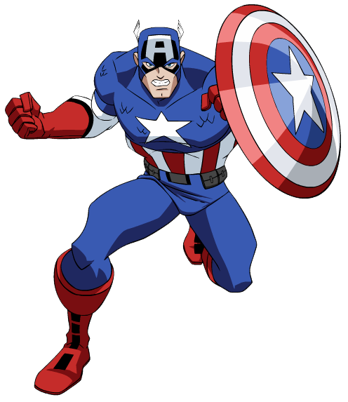 Captain America clipart #20, Download drawings