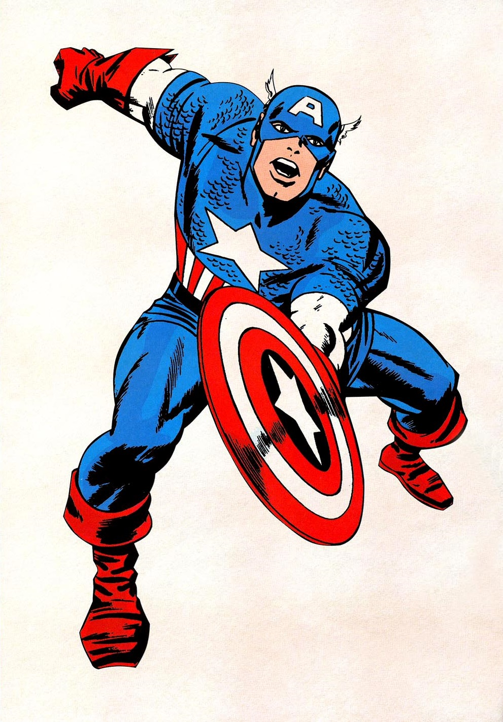 Captain America clipart #17, Download drawings