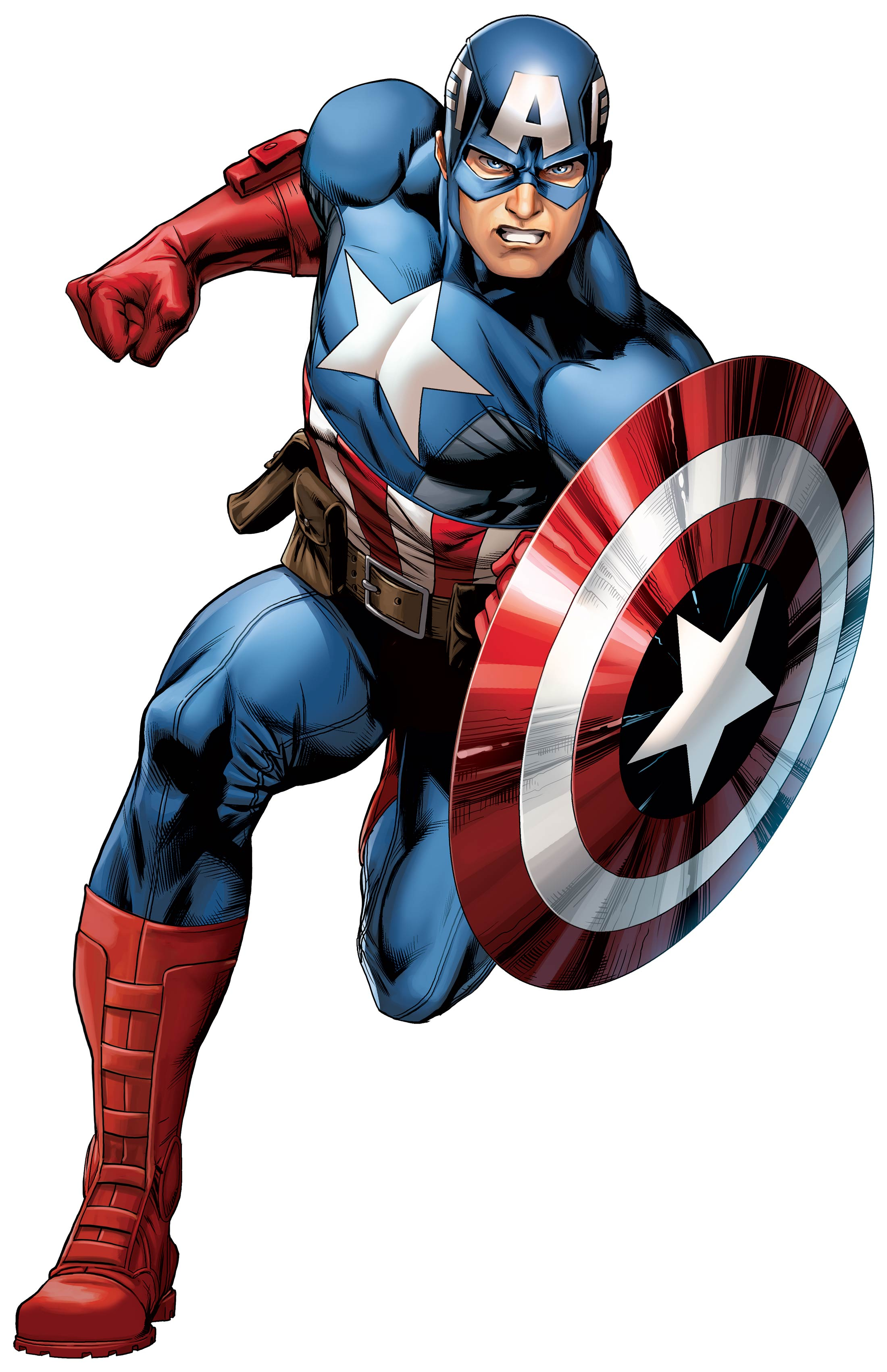Captain America clipart #1, Download drawings