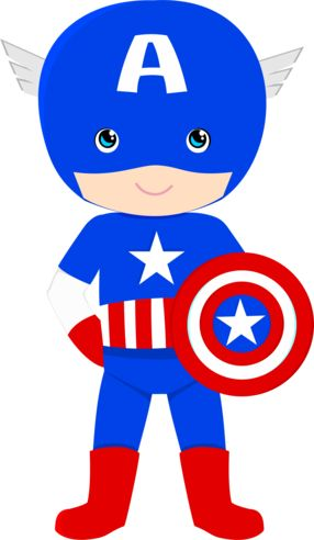 Captain America clipart #3, Download drawings