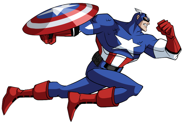 Captain America clipart #12, Download drawings