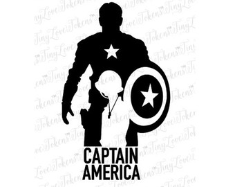 Captain America svg #13, Download drawings