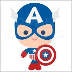 Captain America svg #6, Download drawings