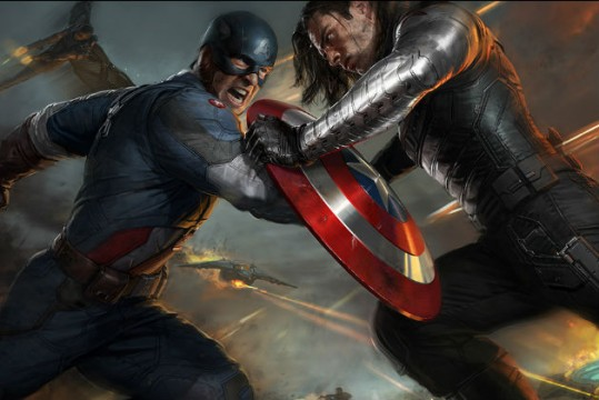 Captain America: The Winter Soldier clipart #1, Download drawings