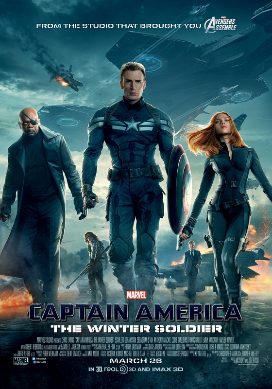 Captain America: The Winter Soldier clipart #13, Download drawings