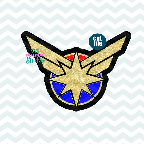 captain marvel svg #823, Download drawings