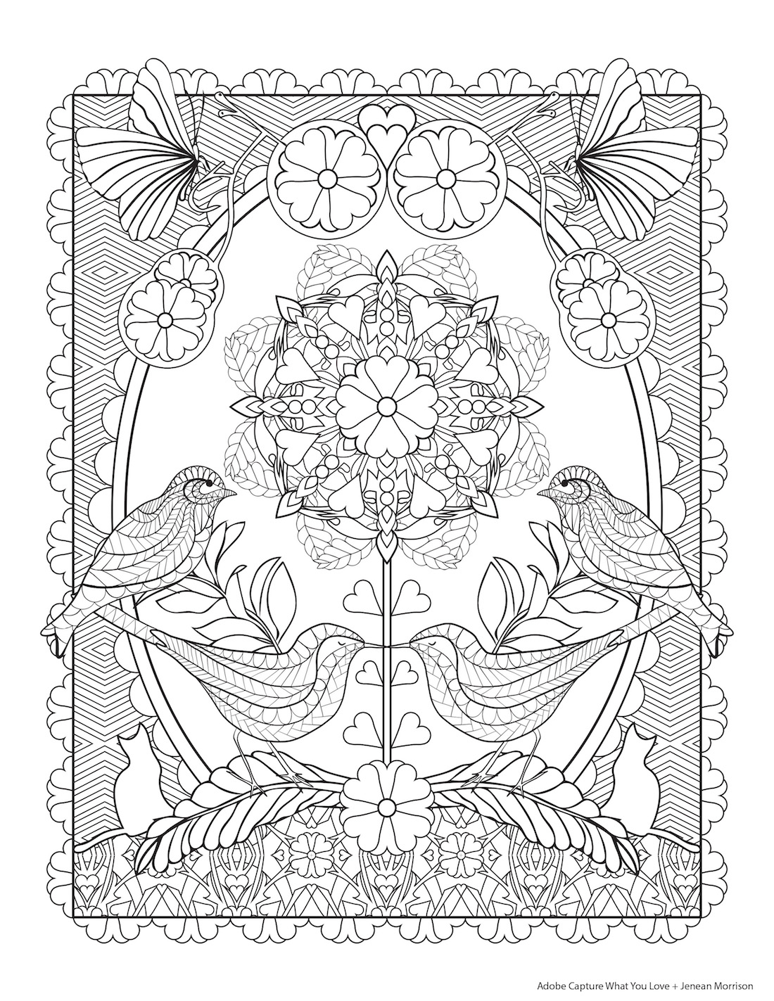 Capture coloring #3, Download drawings
