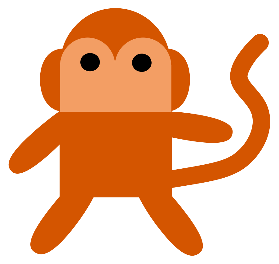 Spider Monkey clipart #8, Download drawings