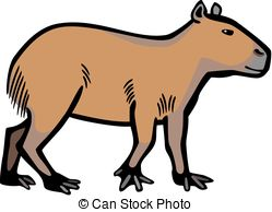 Capybara clipart #16, Download drawings