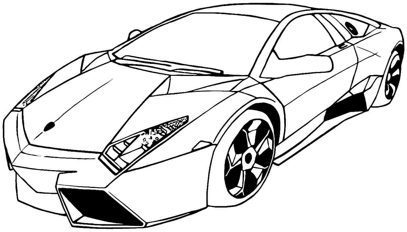Car coloring #14, Download drawings