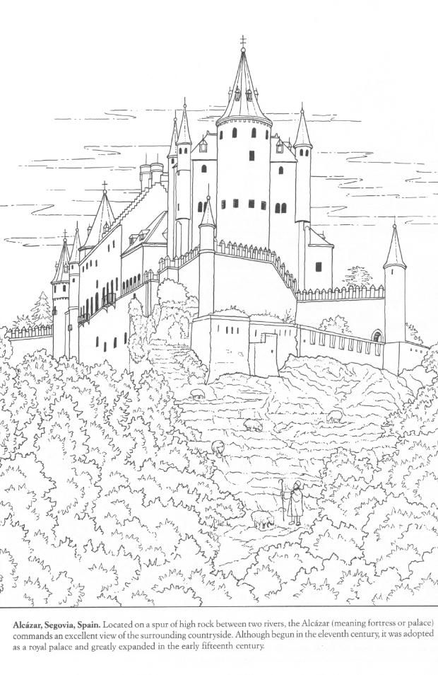 Cardiff coloring #12, Download drawings