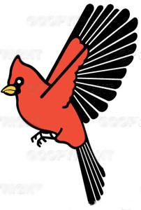 Cardinal clipart #12, Download drawings