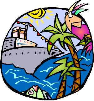The Carribean clipart #2, Download drawings