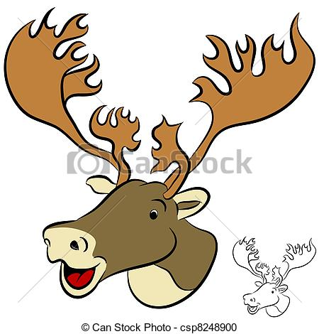 Caribou clipart #8, Download drawings