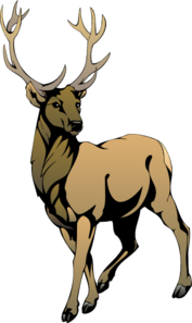 Caribou clipart #7, Download drawings