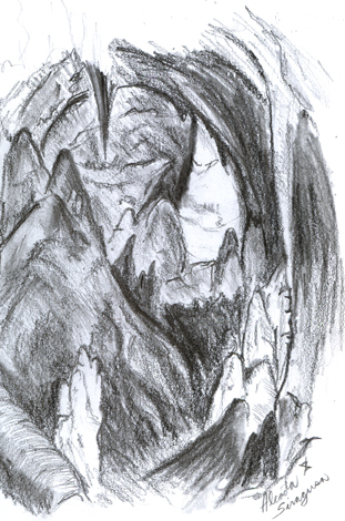 Carlsbad Caverns coloring #12, Download drawings