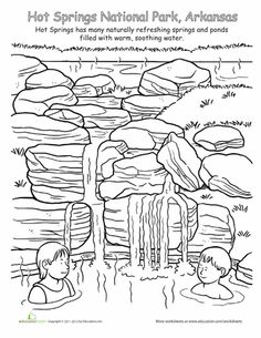 Everglades National Park coloring #12, Download drawings