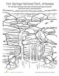 Carlsbad Caverns coloring #11, Download drawings