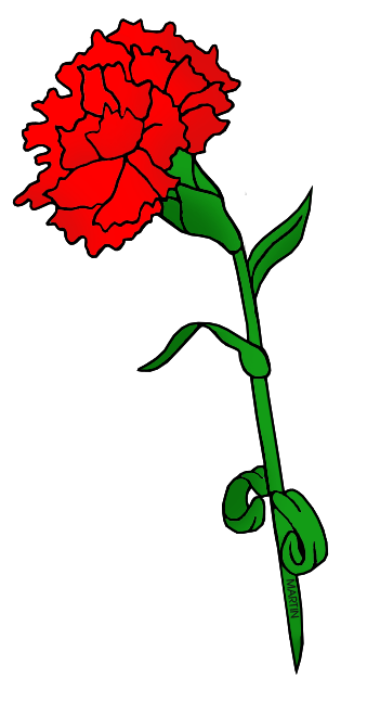 Carnation clipart #20, Download drawings