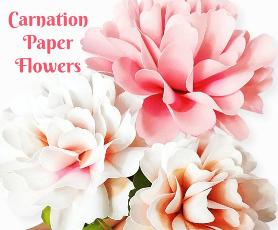 Carnation svg #6, Download drawings
