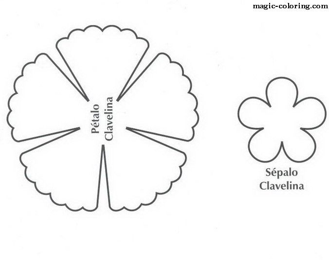 Carnation svg #4, Download drawings