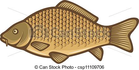 Carp clipart #5, Download drawings