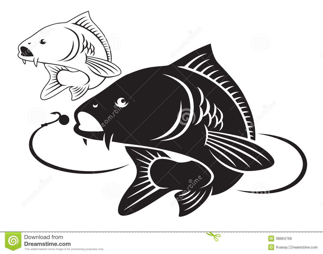 Carp clipart #18, Download drawings