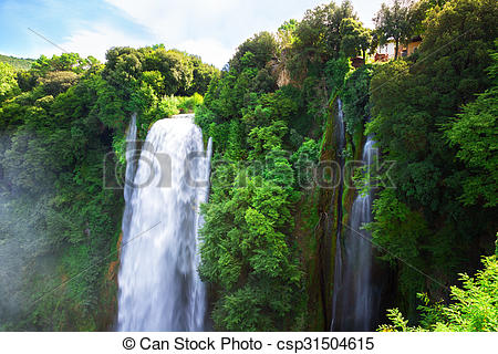 Cascata Delle Marmore clipart #7, Download drawings