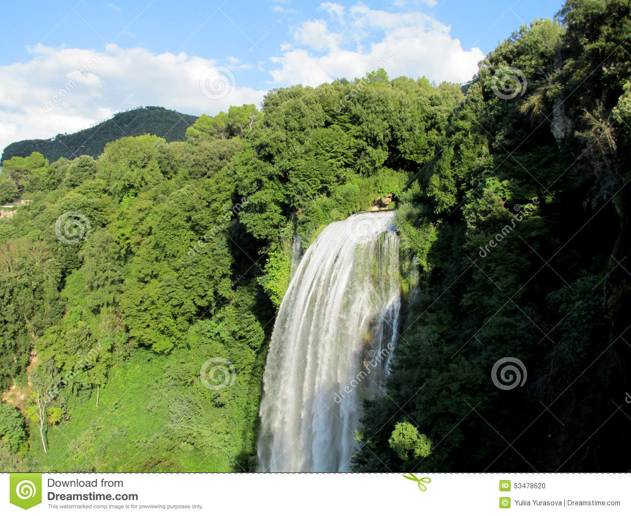 Cascata Delle Marmore clipart #11, Download drawings