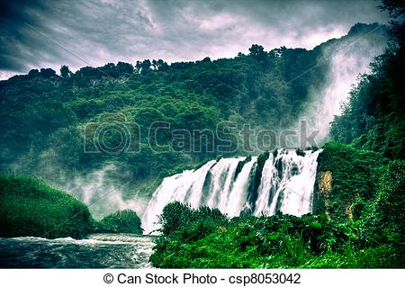 Cascata Delle Marmore clipart #5, Download drawings