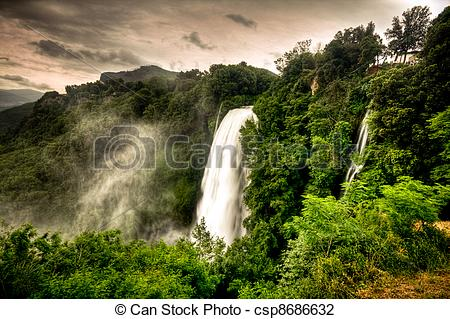 Cascata Delle Marmore clipart #14, Download drawings