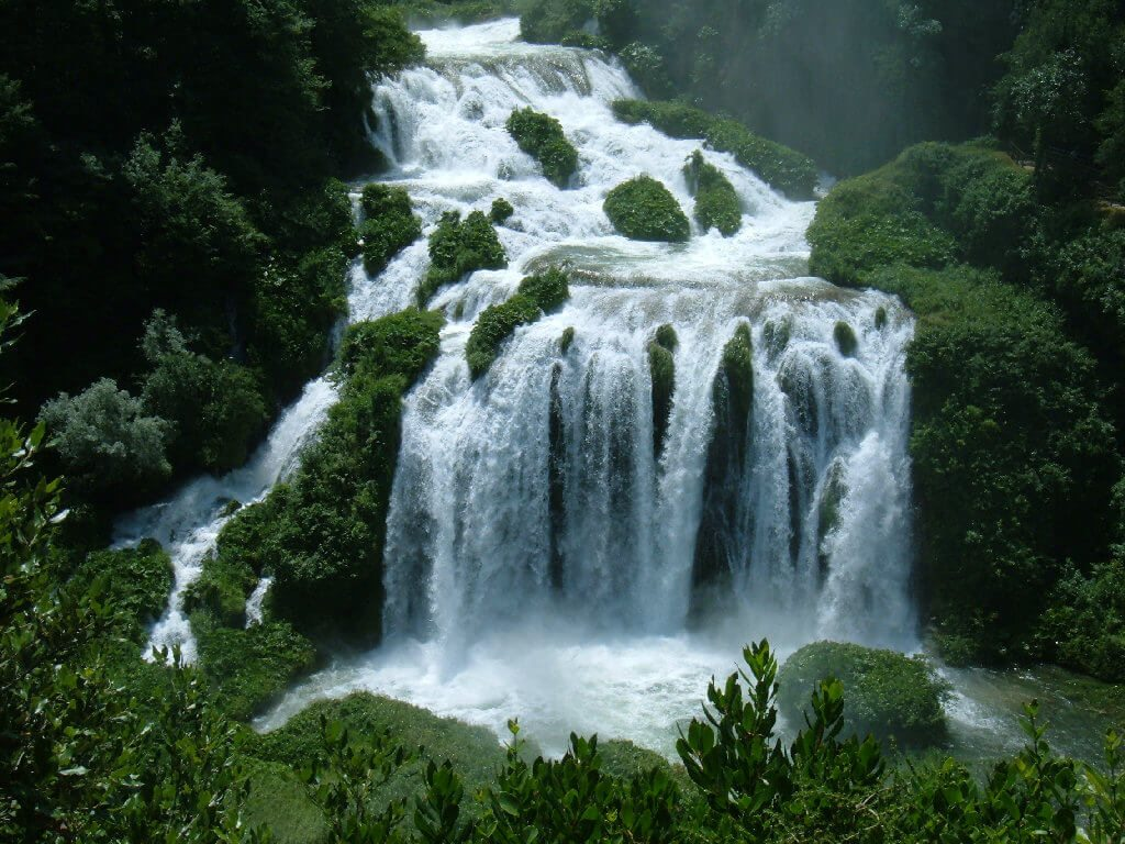 Cascata Delle Marmore svg #5, Download drawings