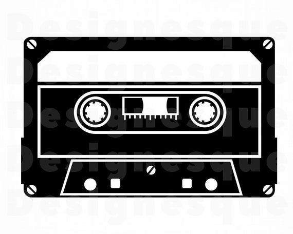cassette tape svg #1174, Download drawings