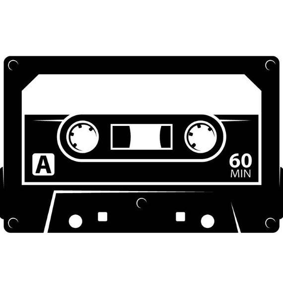 cassette tape svg #1177, Download drawings