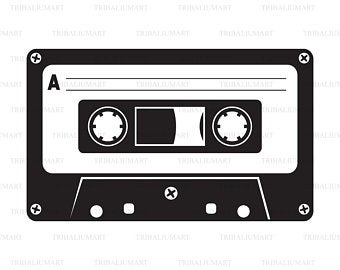 cassette tape svg #1179, Download drawings