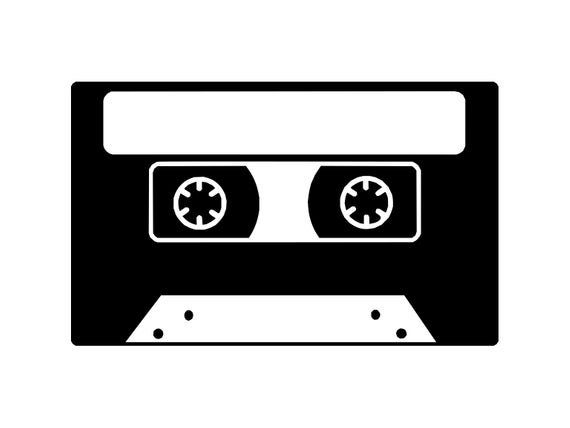 cassette tape svg #1175, Download drawings