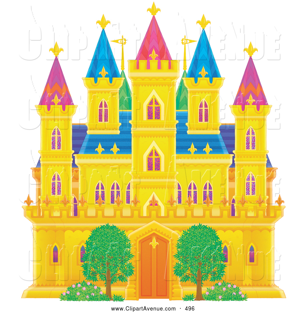 Castle clipart #3, Download drawings