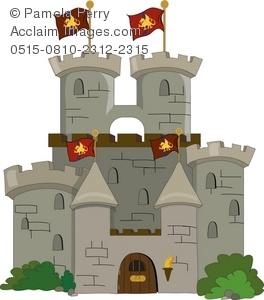 Castle clipart #6, Download drawings