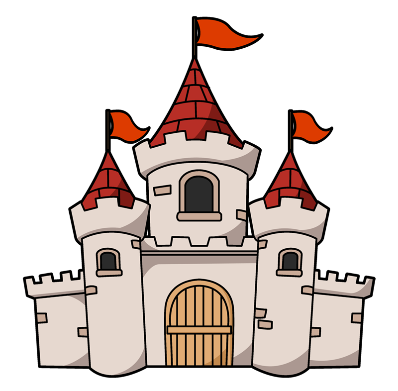 Castle clipart #20, Download drawings