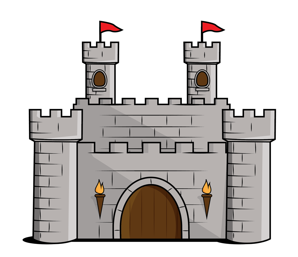 Castle clipart #18, Download drawings