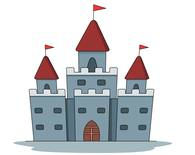 Castle clipart #17, Download drawings