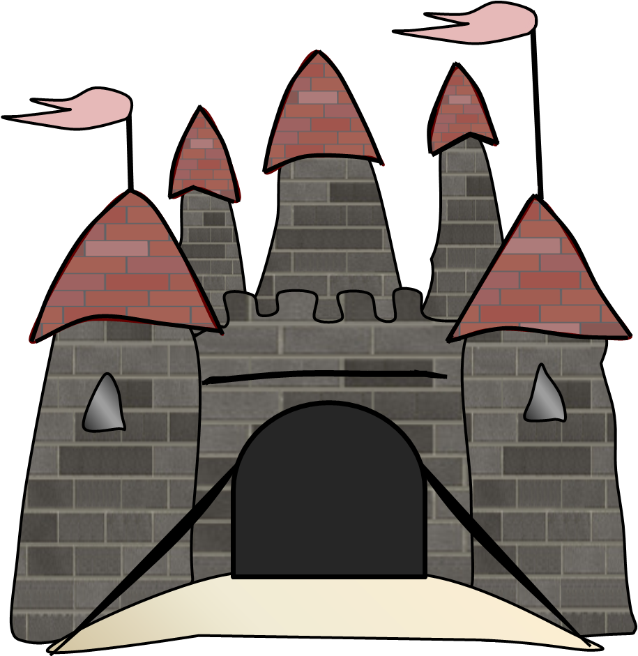 Castle clipart #9, Download drawings