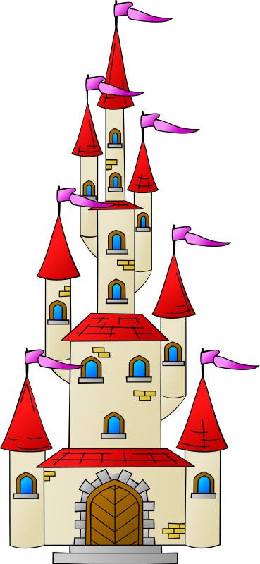 Castle clipart #13, Download drawings