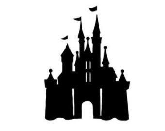 Cinderella's Castle svg #19, Download drawings