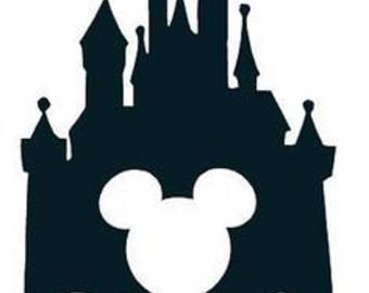 Cinderella's Castle svg #1, Download drawings